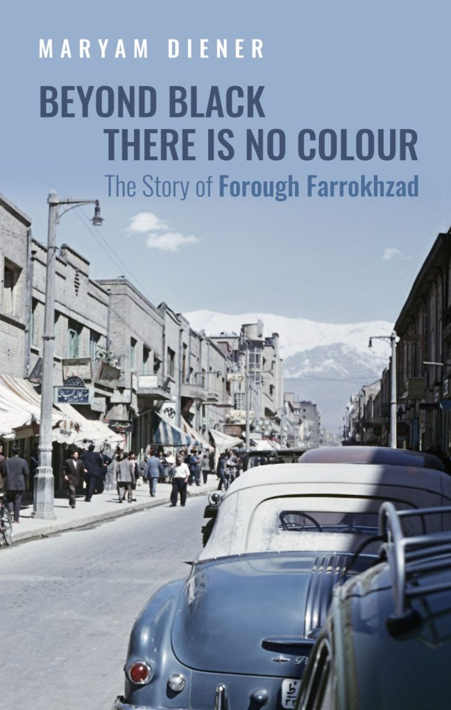 Beyond Black There Is No Colour by Maryam Diener